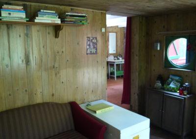 woonkamer tiny boshuisje